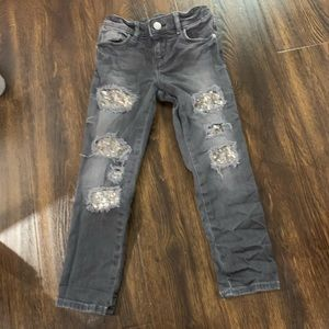 Girls guess jeans